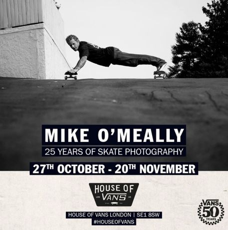 Mike O'Meally: 25 years of skate photography: Image 0