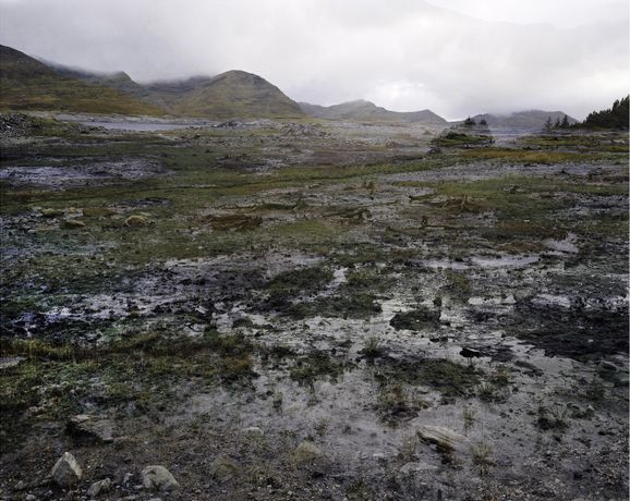 Mike Perry, Wet Deserts: Loch Cluanie