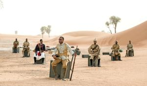 Mimesis: African Soldier