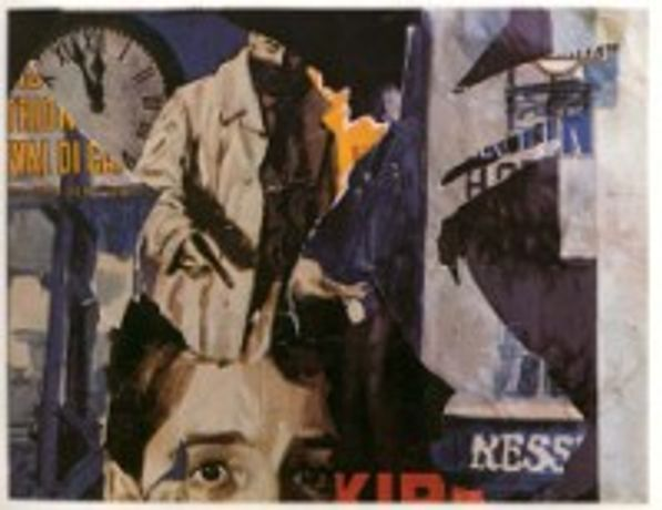 Mimmo Rotella- Early Works 1954 - 1967: Image 0