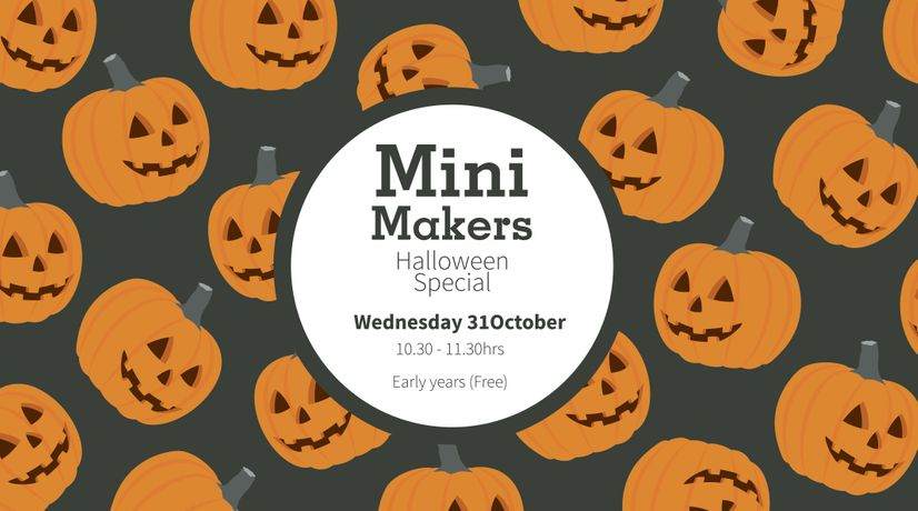 Mini Makers | Halloween Special (2): Image 0