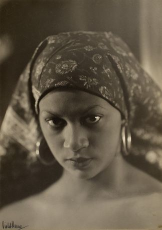 African Appeal, circa 1935 © The Estate of Violet Keene Perinchief / courtesy Stephen Bulger Gallery