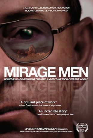 Mirage Men screenings and Q&A: Image 0