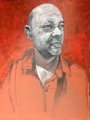 Mixed Media Portrait Painting Workshop