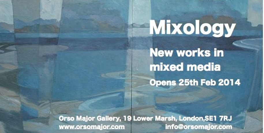 Mixology - Exhibition of mixed media: Image 0