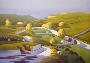 MJ Forster New Works at Barnard Castle