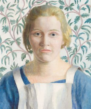 Annie (by Dora Carrington)
