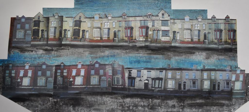 Christine Physick_Ghost Houses Rockfield Road