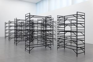 Mona Hatoum Remains to be Seen