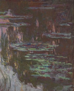 Monet: The Water Garden at Giverny
