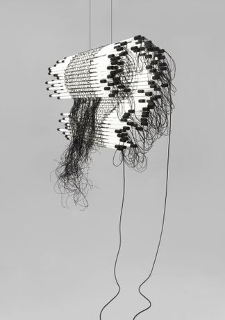 Monica Bonvicini, Bent On Going, 2019