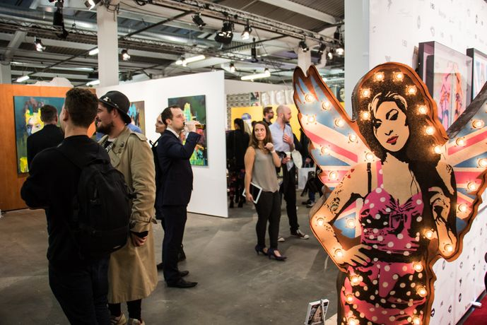Moniker Art Fair 2015