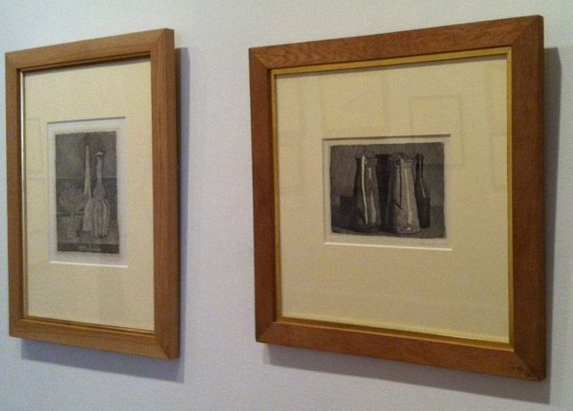 Morandi and Picasso: Painting, Silence and Noise: Image 0