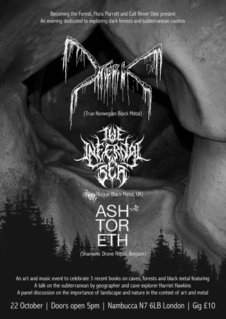 Mork/The Infernal Sea/Ashtoreth - Exploring the arboreal & the subterranean: Image 0