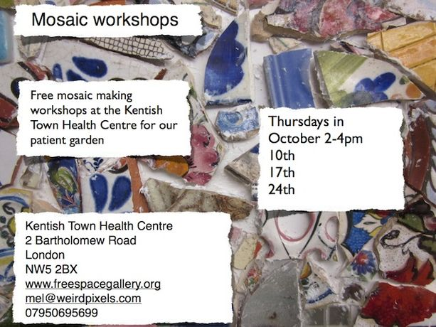 Mosaic Workshops: Image 0