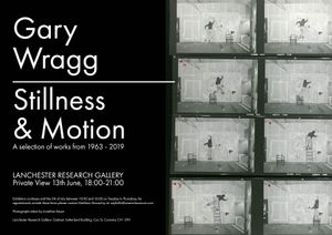 Motion and Stillness - Gary Wragg