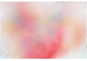 Soften . 22141131 . 2014 . Acrylic on watercolour paper . 52x72cm