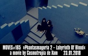 MOVES#165 »Phantasmagoria 2 - Labyrinth Of Blood« A Movie by Cosmotropia de Xam