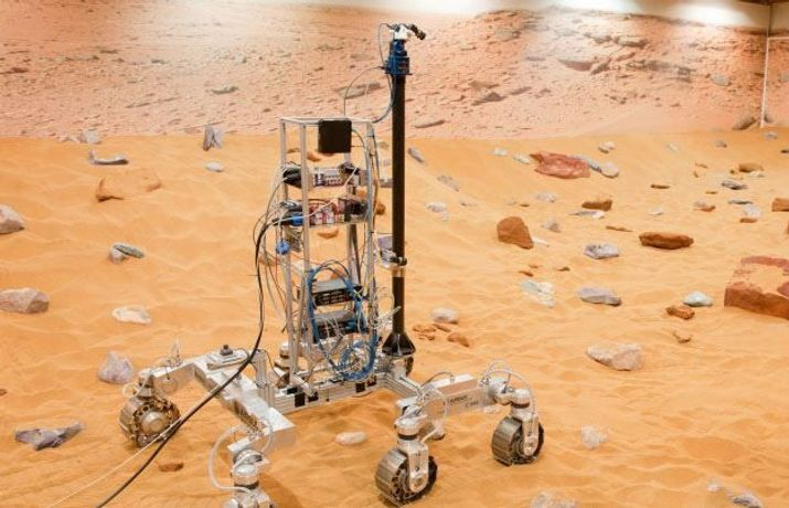 European Space Agency, ExoMars. Copyright: Airbus Defence and Space, 2014