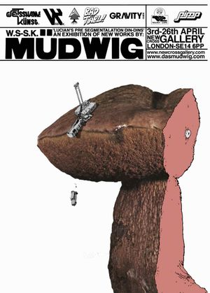 Mudwig Solo Exhibition