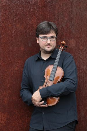 Music in the Circle - Violin Recital with Stefan Hempel