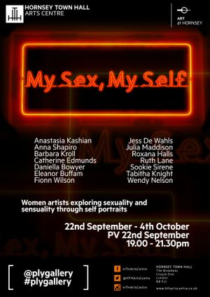MY SEX, MY SELF exhibition