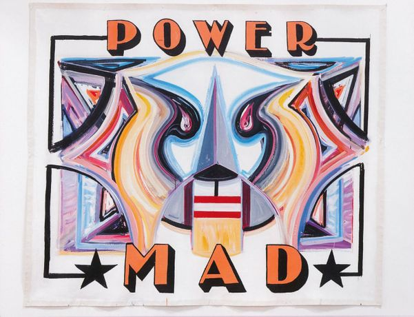 Karen Carson, Power Mad