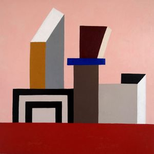 Nathalie Du Pasquier, o.T., 2015, Courtesy the artist and Exile Gallery, Berlin