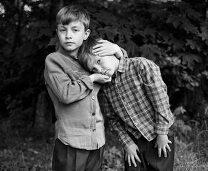 Nelli Palomäki, Zane and August, 2016, pigment print, 85 x 99 cm, © the artist, courtesy Gallery Taik Persons