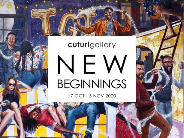 New Beginnings at Cuturi Gallery's New Home on Aliwal Street: Image 0