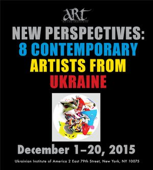 New Perspectives: 8 Contemporary Artists from Ukraine