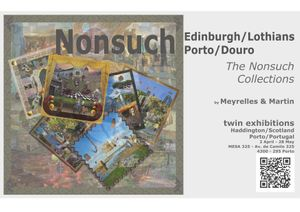 NONSUCH Porto/Douro l Edinburgh/Lothians - The NONSUCH Collections
