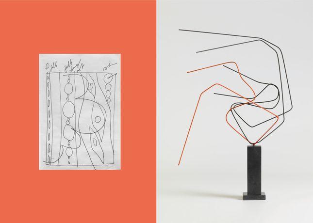 Norbert Kricke, Ernst Wilhelm Nay – Linie und Farbe - Exhibition at ...