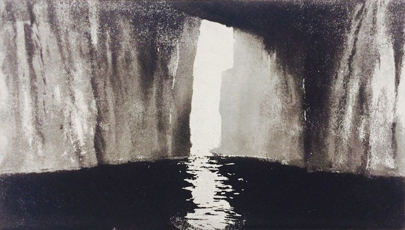 Norman Ackroyd Distant Islands Exhibition At North