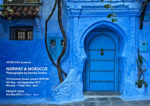 NORWAY & MOROCCO Photographs by Sandra Jordan