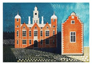 Ed Kluz, 'Blickling Hall', 2014. (c) The Artist
