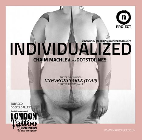 INDIVIDUALIZED - DotsToLines