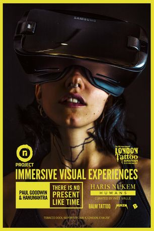 IMMERSIVE VISUAL EXPERIENCE