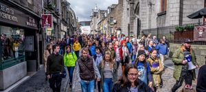 Nuart Aberdeen Walking Tours