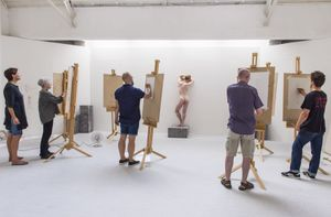 Observational Drawing: Focus on the Figure, 13-17 July 2020