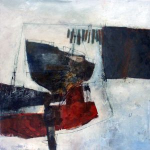 'Of Land and Sea': recent collaborative paintings by Peter Wray & Judy Collins