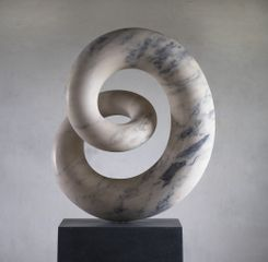 Wineri by William Peers,carrara marble
