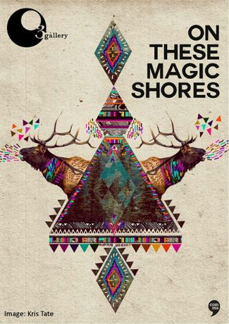 On These Magic Shores: An Exhibition of Contemporary Illustration At O3 Gallery, Oxford Castle Quarter in association with Comma: Image 0