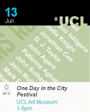 One Day in the City Festival: Image 0