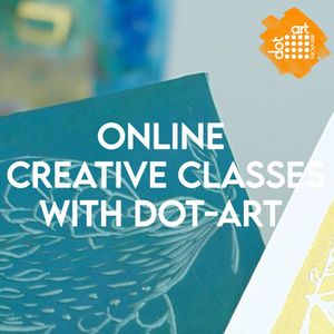 Online Creative Classes with dot-art