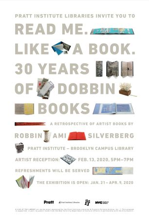 [Online] Read Me Like a Book: 30 Years of Dobbin Books: Image 0
