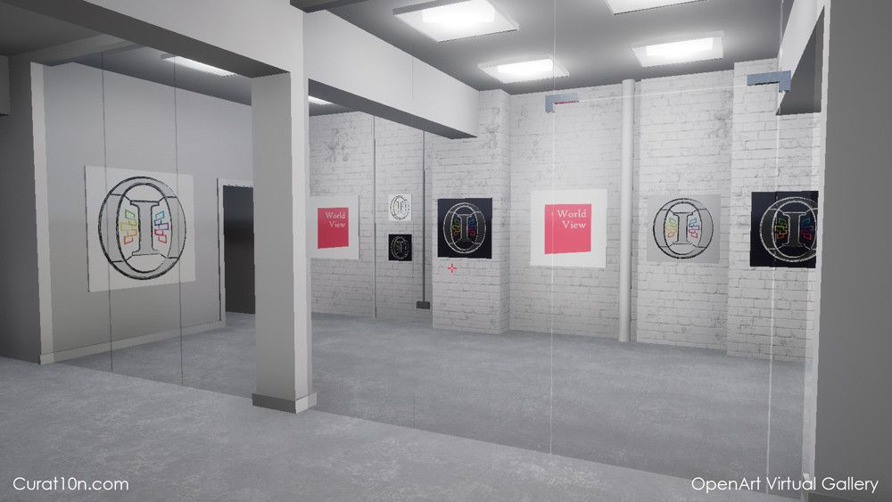 Open Art - Crossing the Line Between Real and Virtual Art ...