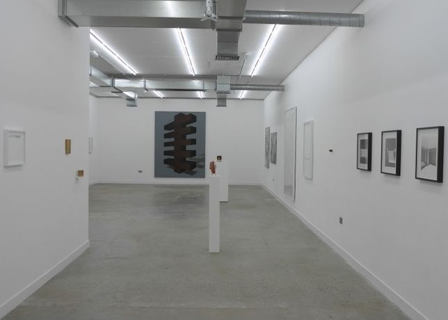 Perfectionism (part I.), installation shot