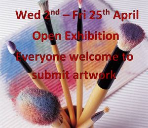 Open Exhibition Artwork Submissions