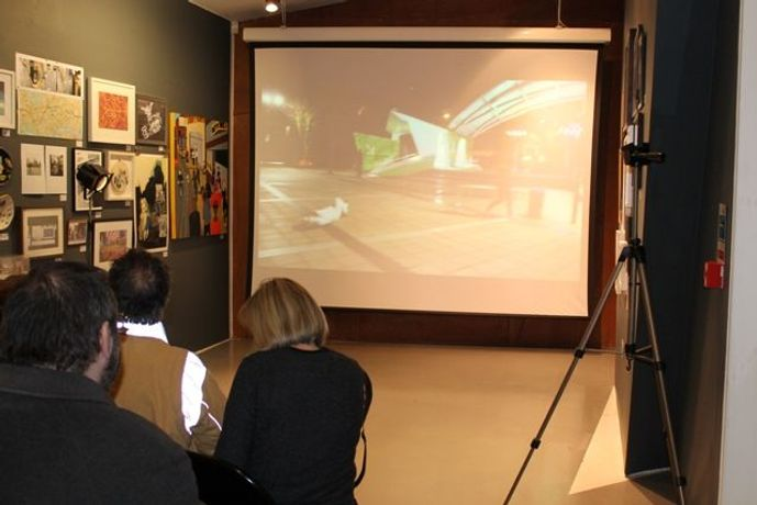 OPEN Exhibition: Film Night: Image 0